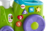 Fisher Price BB SS Interaktywny Pociąg BeBo