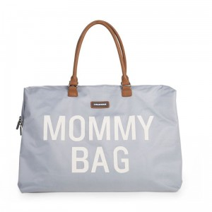 Choldhome TORBA MOMMY BAG Szara 24h
