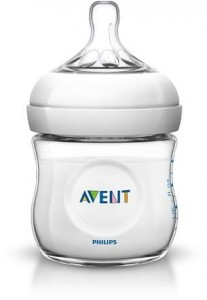 AVENT  Butelka NATURAL 125ml