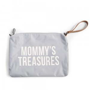 Childhome Torebka Mommy's Treasures Szara