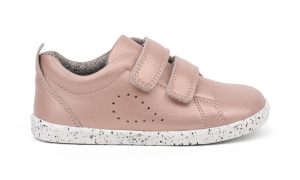 Bobux GRASS COURT ROSE GOLD