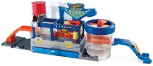 Hot Wheels City Super Myjnia Color Shifters