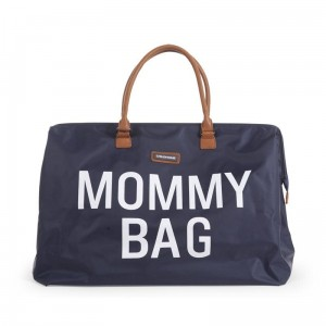 Childhome TORBA MOMMY BAG GRANATOWA 24h