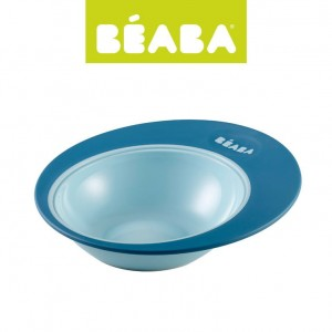 Beaba Miseczka Ellipse 210ml blue