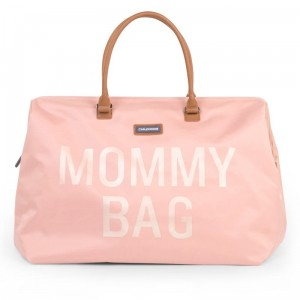 Choldhome TORBA MOMMY BAG RÓŻOWA